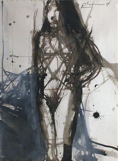Nathan Joseph Roderick Oliveira, 'Standing Figure', 1974