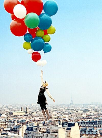 Ellen von Unwerth, 'Bye Bye Paris, Paris', 2006