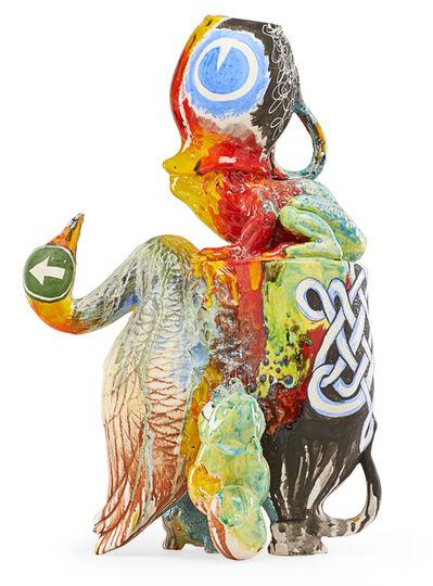 "Michael Lucero, 'Large sculpture, ""Animalkind""', 2007"