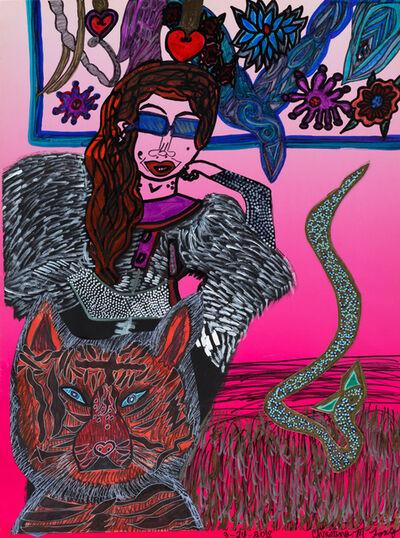 Christina Marie Fong, 'Self Portrait', 2018