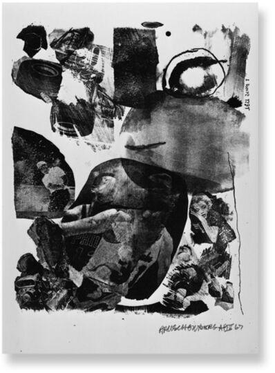 Robert Rauschenberg, 'Test Stone #1', 1967
