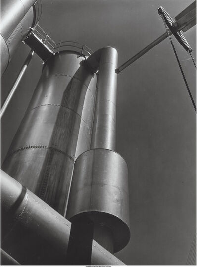Clarence John Laughlin, 'Light on the Cylinders, No. 4', 1937