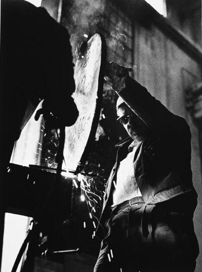 Ugo Mulas, 'Lynn Chadwick', 1962