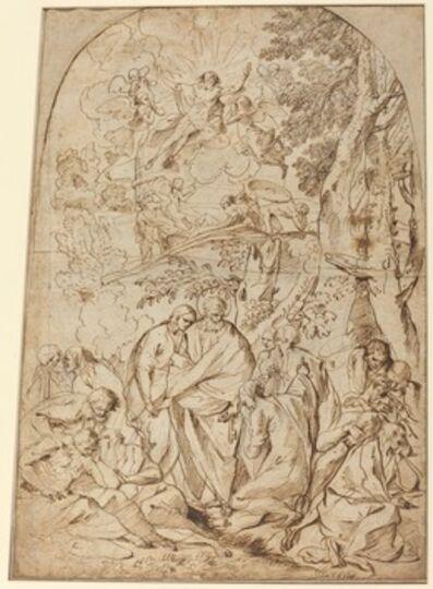 Pietro Testa, 'The Resurrection', early 1640s