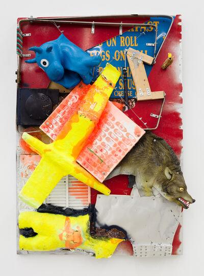 Justin Lieberman, 'Lead Sprinkler', 2014