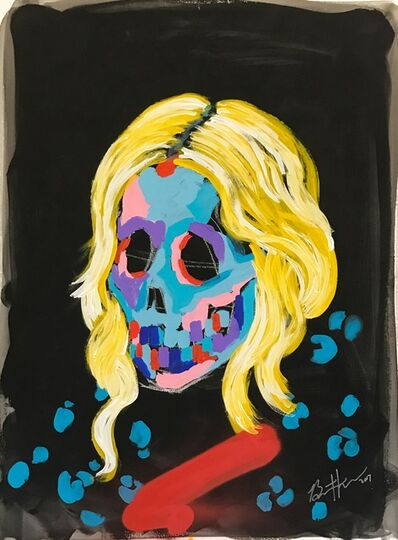 Bradley Theodore, 'Kate Moss Commission', 2017