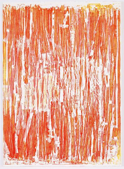 Christopher Le Brun, 'Seria Ludo (red)', 2016