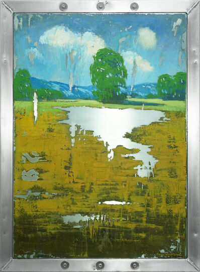 James Armstrong, 'Reflecting Water III', 2017