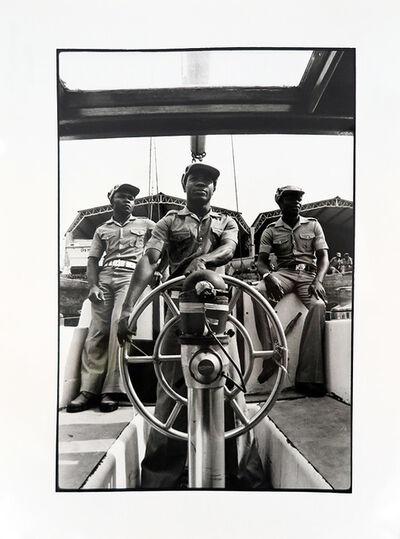 Ricardo Rangel, 'Escola nauitica Maputo '