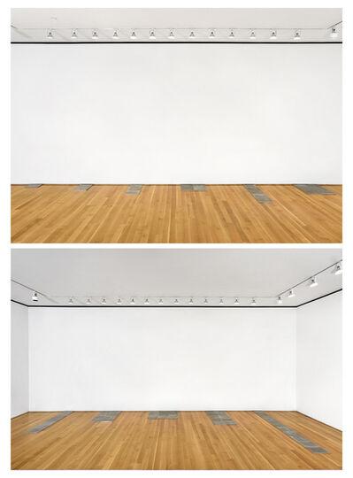Carl Andre, 'First Eleven Cardinals', 1972