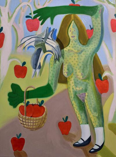 Lily Nickel, 'Apple Picking', 2020