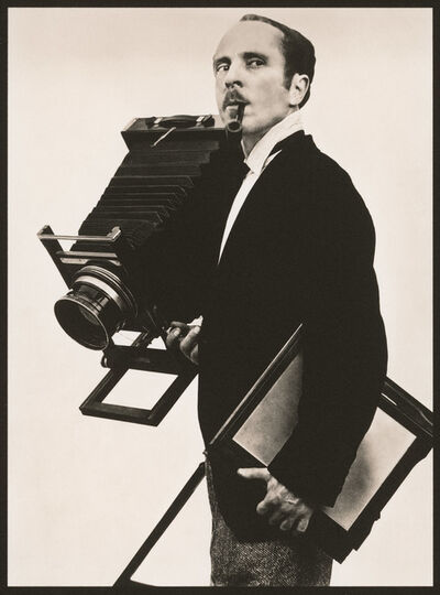 Tina Modotti, 'Portrait of Edward Weston', 1924