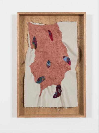 Brígida Baltar, 'Os hematomas (1)', 2016