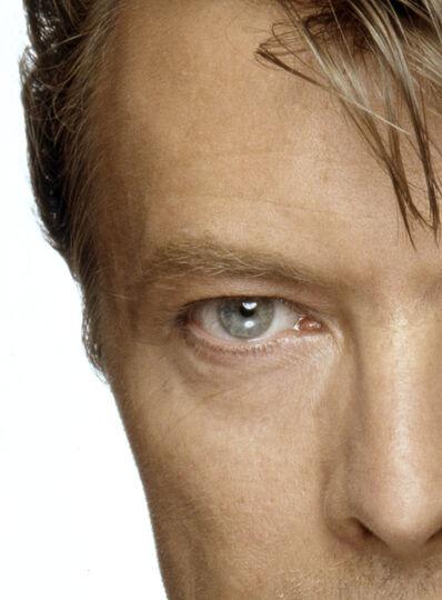 Terry O'Neill, 'David Bowie Eyes (left half)', ca. 1970
