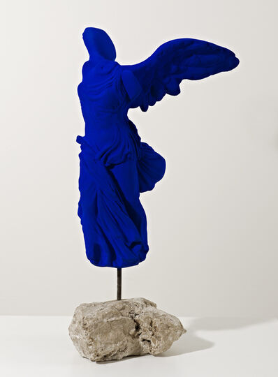 Yves Klein, 'Winged Victory', 1962