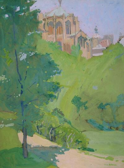 Jane Peterson, 'Riverside Church, New York', ca. 1876-1965