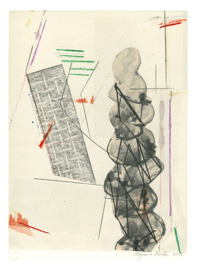 Myrna Burks, 'The Architect', 2015