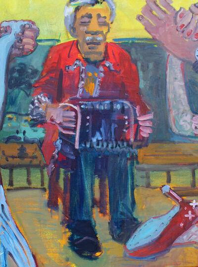 Armando Seijo, 'The Tango Lesson', 2018