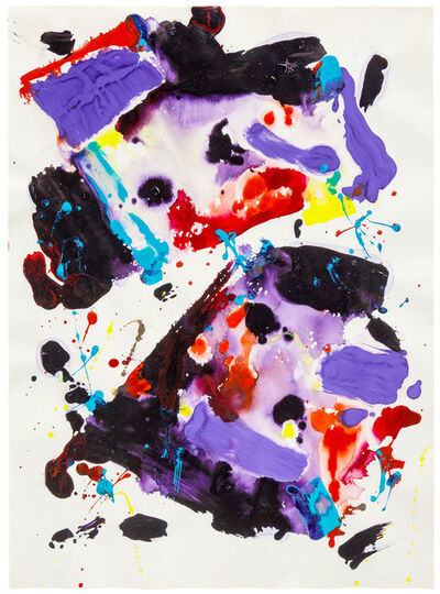 Sam Francis, 'Untitled (SF82-254)', 1982