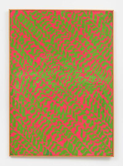 Carla Accardi, 'Verderosafluoro', 1964