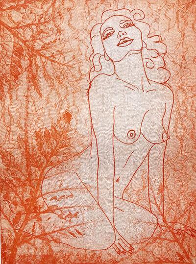 Indira Cesarine, 'Tangerine Dream', 2017-2018