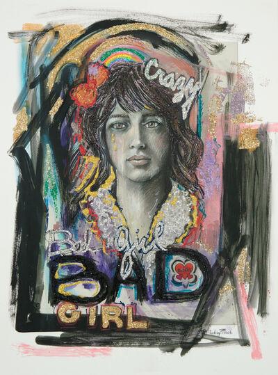 Audrey Flack, 'Crazy Bad Girl', 2017
