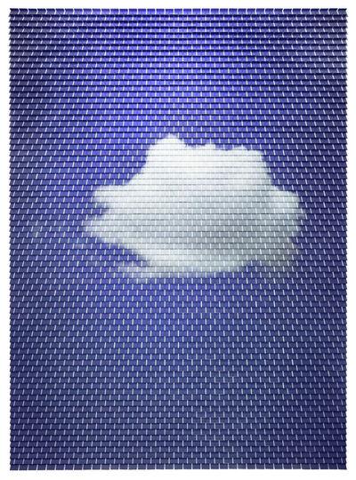 WANG Ningde, 'Polarized Cloud No. 4', 2013