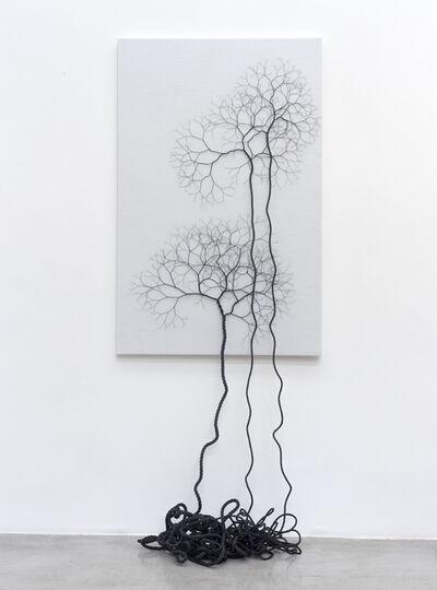 Janaina Mello Landini, 'Ciclotrama 138 (Aglomeração)', 2019