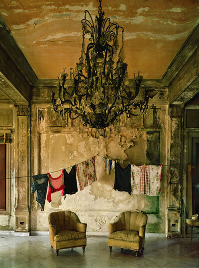 Michael Eastman, 'Isabella's Two Chair', 2000