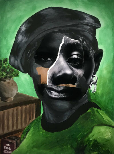 Larry Amponsah, 'In The End', 2021