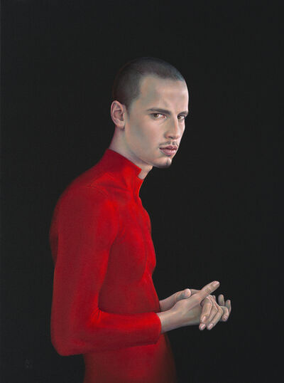 Salustiano, 'I'll be there (Adam)', 2014