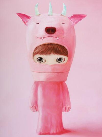 Mayuka Yamamoto, 'Pink Monster', 2020