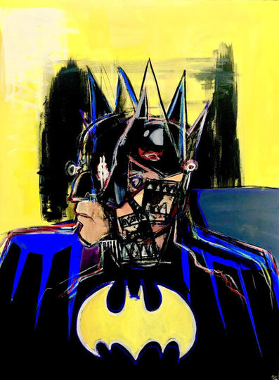 Malik Roberts, 'Dark Knight', 2017
