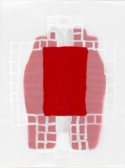Susan Hefuna, 'Red Thought', 2014