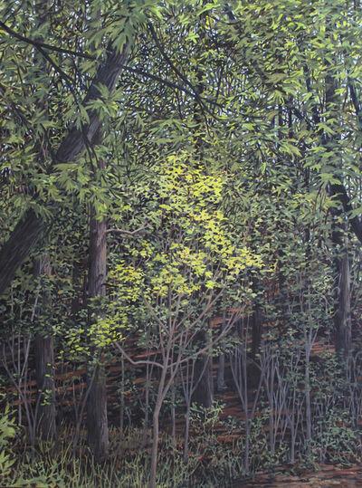 Vicki Kocher Paret, 'Fresh Pond #5', 2021