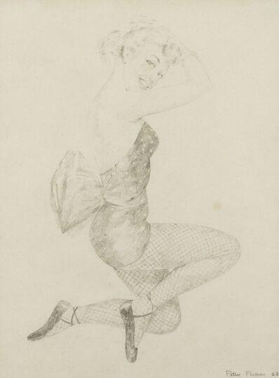 Peter Phillips, 'Pin-up Girl II', 1963