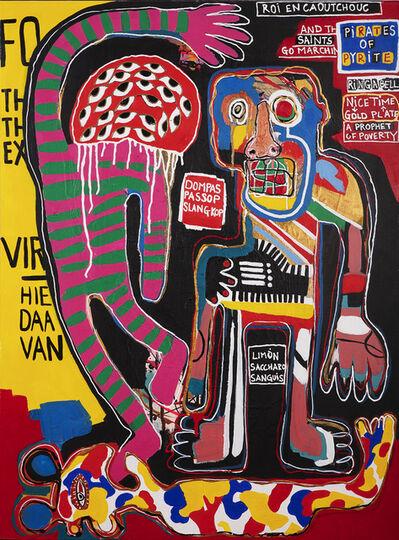 Juan Stockenstroom, 'Dance of the Sugar Rum Fairy', 2020