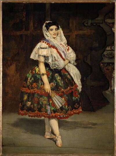 Édouard Manet, 'Lola of Valence', 1862