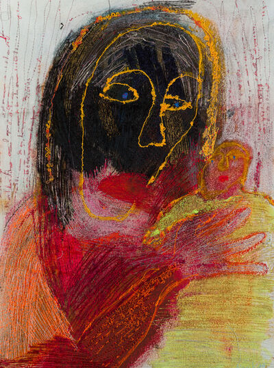 Alice Kettle, 'Portrait of Rosa's Child', 2019
