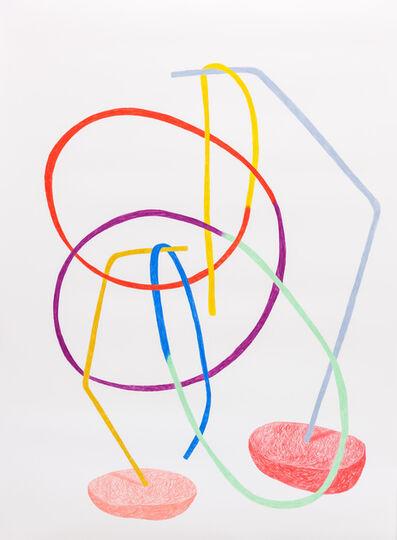 Alicja Bielawska, 'Tactics of Ribbons', 2016