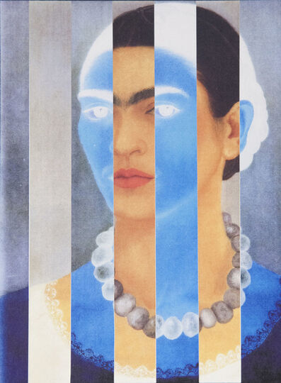 Ellen Wallenstein, 'Frida Neg / Pos', 2014