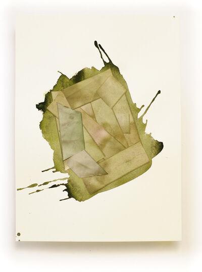 Vadis Turner, 'Green Ash Bed', 2016