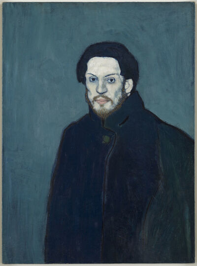 Pablo Picasso, 'Autoportrait (Self-portrait)', 1901