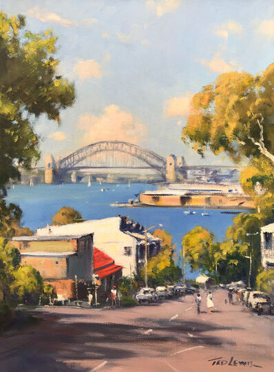 Ted Lewis, 'From Balmain'