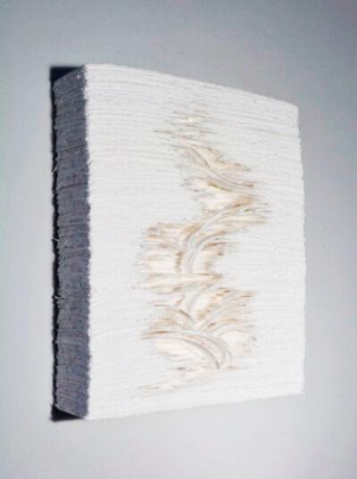 Angela Glajcar, 'Paperwall', 2015