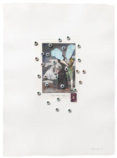 Carmen Calvo, 'El tiempo de pensar nº 1', 2018