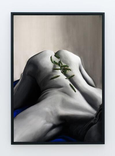 Rasmus Myrup, 'His Sperm, Angiosperm (Beech)', 2019