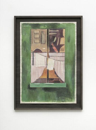 Michael Pfrommer, 'Untitled (nach Oskar Schlemmer)', 2016