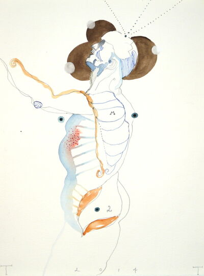 Terry Thompson, 'Vesalius Study', 2014