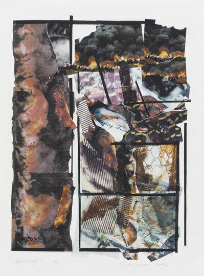Carolee Schneemann, 'Hallucinating II ', 2002